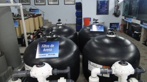 Custom Aquariums Water Filters